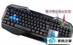 教你解决win10系统下按数字键盘时鼠标会移动的教程?
