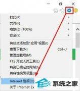 技术员设置win10系统下ie浏览器总是停止工作的方案?