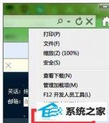 大神解决win10系统下iE9浏览器开启硬件加速的办法?
